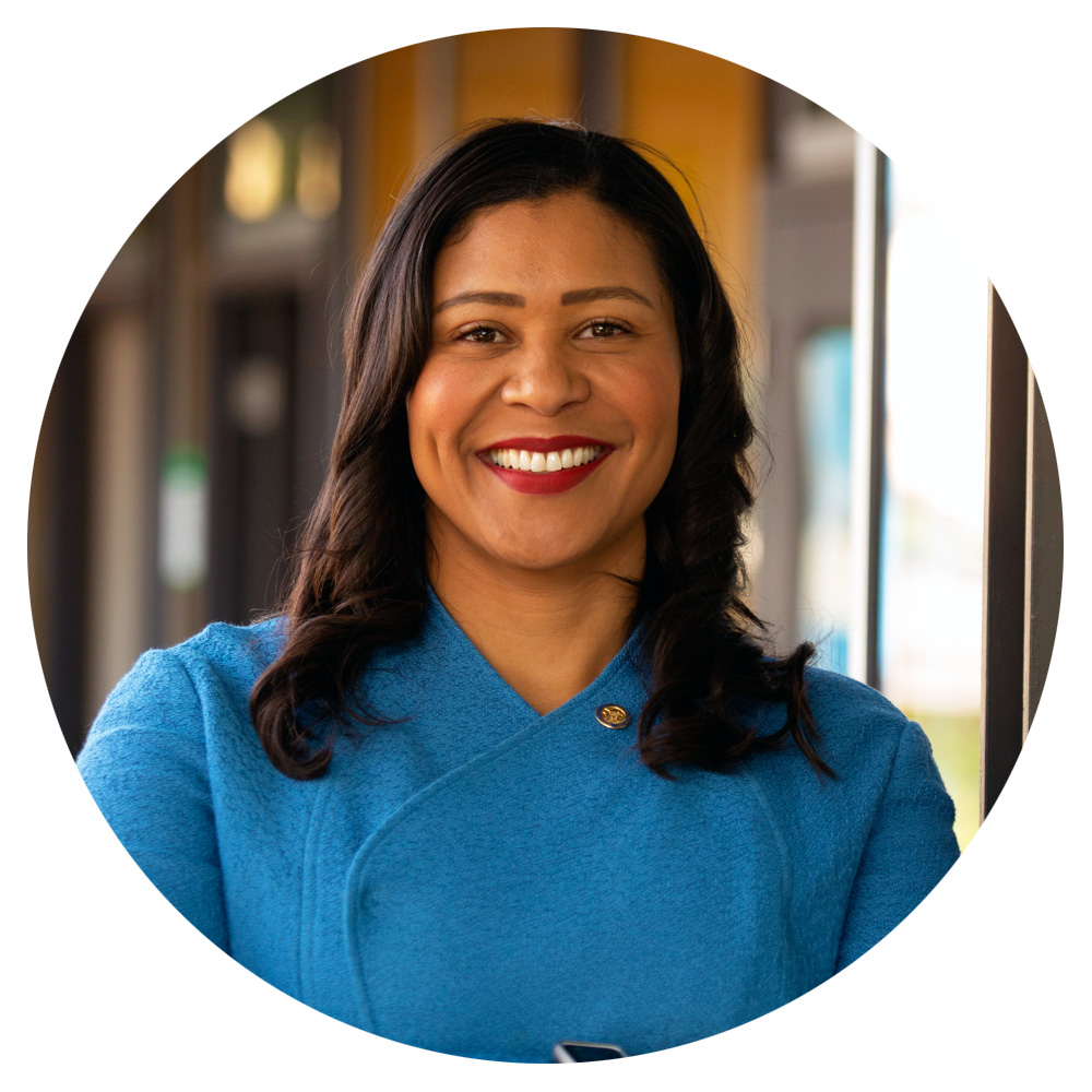 London Breed Mayor of San Francisco